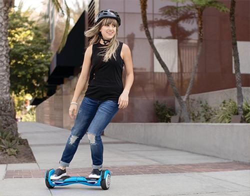 hoverboard comment ça fonctionne