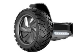 roues hoverboard 4X4 tout terrain