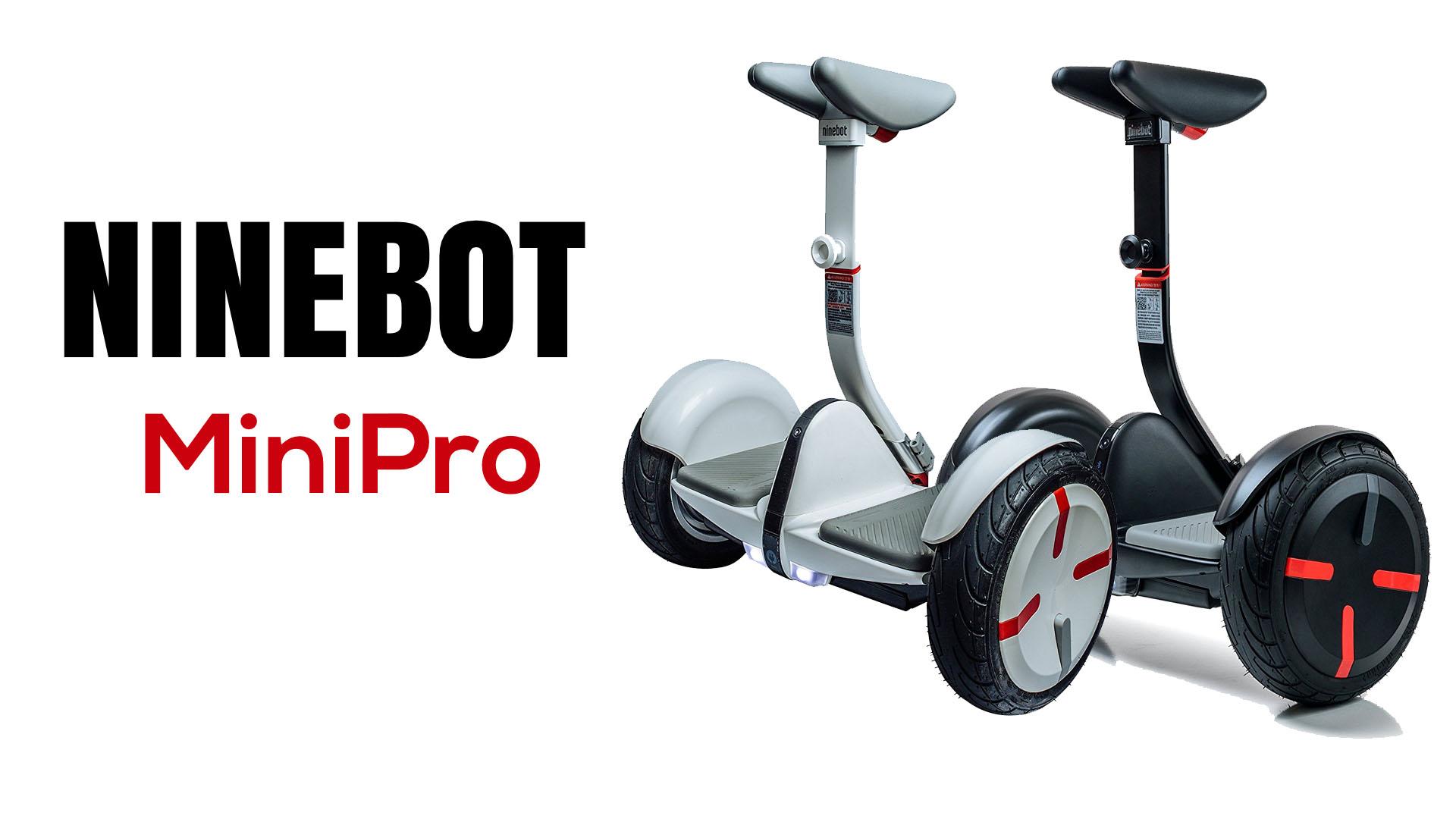 ninebot miniPro Segway