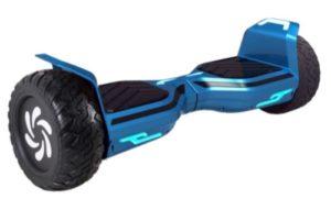 Hoverboard Hummer bleu