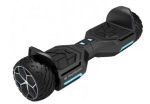 hoverboard tout-terrain 6,5 pouces bumper