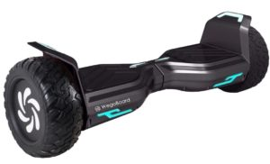 Hoverboard noir Hummer 2.0 4x4