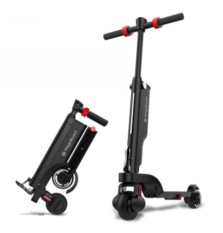 trottinette pliable en 4 Flex