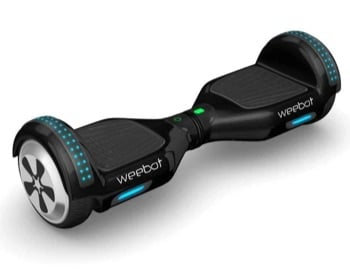 hoverboard led bluetooth light Weebot
