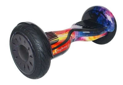 hoverboard 6,5 pouces bleu galaxy