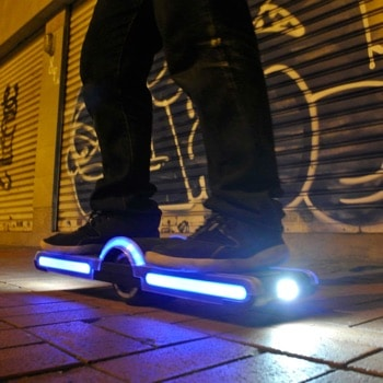 skateboard pas cher une roue Surwheel