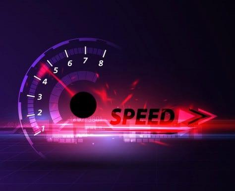 trottinette électrique rapide vitesse